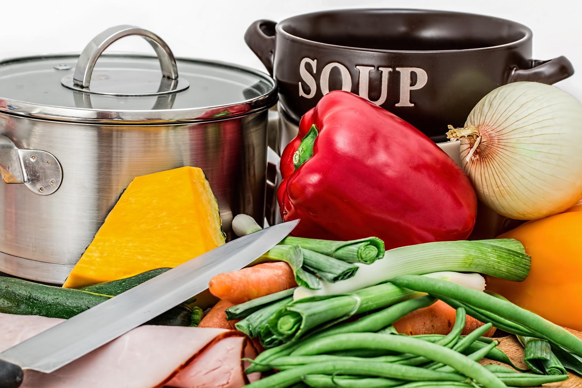 Sunday Service & Special Soup Sunday
