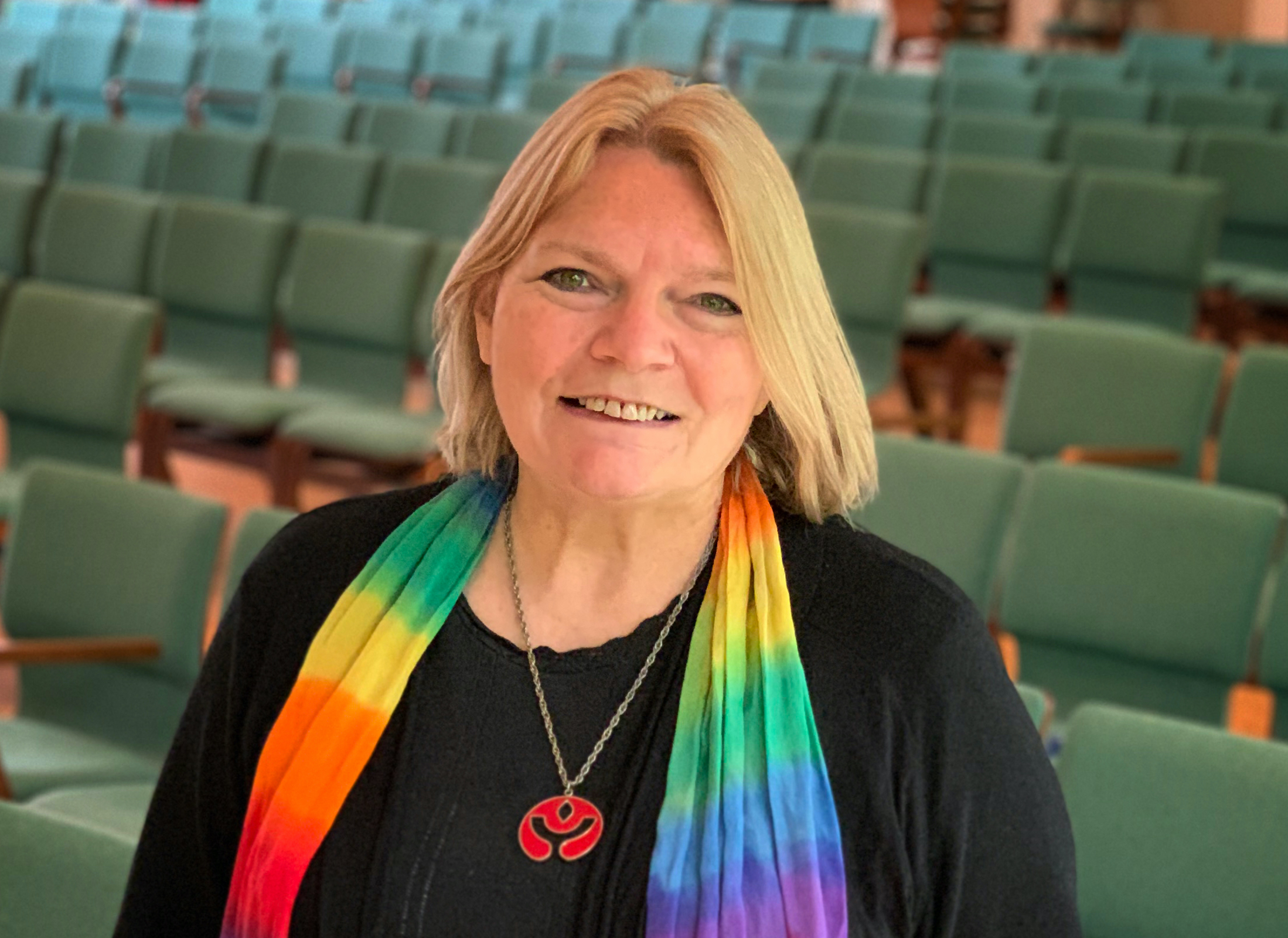Wonderful News! We Welcome  The Reverend Dr. Linda Olson Peebles As Our Interim Minister
